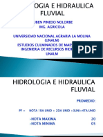 Clases Hidrologia
