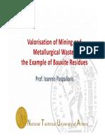 Red Mud Mineral Wool_greece_Prezentacija