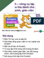 Giới thiệu về Scratch