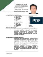Curriculum Vitae Administ