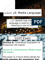 L1 Media Language New