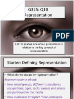L2 Representation