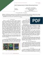 Applicaton of USB Serial Communication to Radon Measuring System