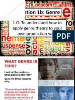 L3 Genre OPM New