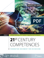 21 St Competencies