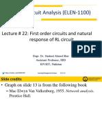 Lecture # 22 ELEN