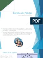 Bomba de Paletas - U 3 Y 4