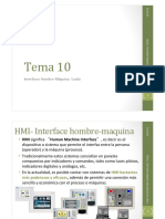 Interfaces Hombre Maquina