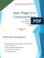 Jean Piaget e o Construtivismo Pdf2