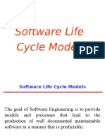 5@Software Life Cycle Models