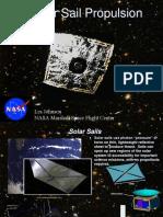 Nasa Solar Sails 20120015076