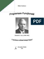 Programare Functionala. Haskell