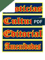 Periodico Mural