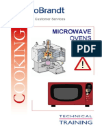 Elcobrandt Microwave Oven Technical Training
