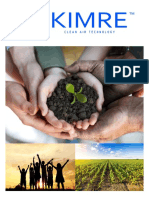 Kimre - Innovative Clean Air Technologies