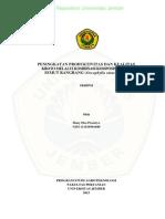 Dony Eko Prasetyo - 111510501049