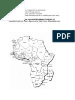Africa Terrorism