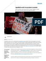 Machismo alimenta desigualdade social e traz prejuízo à economia _ Brasil _ EL PAÍS Brasil