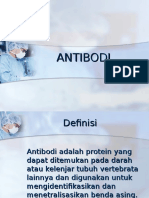 Presentasi Antibodi