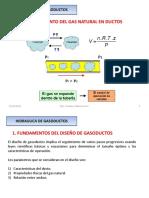 Presentacion 2 - Hidraulica de Gasoductos