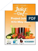 Project Juicing Final Copy With Photos