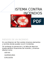 5.5 Sistema Contra Incendios