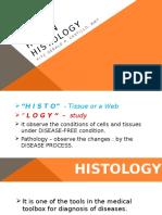 Human Histology ppt