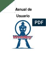 Manual de Usuario WebSpy