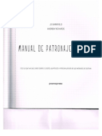 Manual de Patronaje de Moda