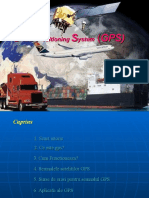 Global Position System(GPS)