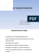 Motilidad Gastrointestinal 2015 Para PDF