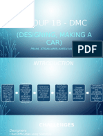 group 1b- dmc presentation  1