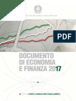 Sez II AnalisiETtendenzeDellaFinanzaPubblica