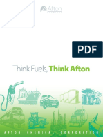 Think Fuels, Think Afton