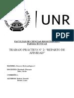 Informe TP Extracción