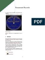 Paramount Records