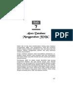 Membuat Aplikasi Database Dengan Java Mysql Dan Netbeans
