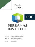 Persedian IAS 2 (B)