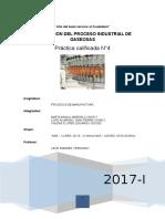 Trabajo Final de Procesos de Manufactura