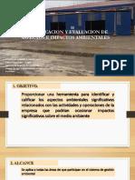 2. Identificacion de Aspectos Ambientales