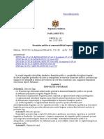 legea finantele publice