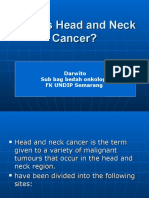 What is Head and Neck Cancer