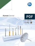 Komet Catalog