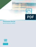 Panorama Social de América Latina 2016,