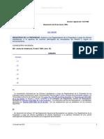 Leg_Resolucion de 28 Marzo 1985 Autorizacion Cuentas Restringidas de Rgtro Propiedad Cuentas Restringidas Para Ooll