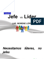 2.1 JEFE VS LIDER