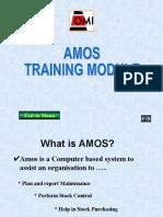 module training amos