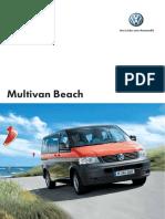 Catalogo MultivanBeach
