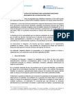 Reglamento Convocatoria Becas Argentina 2018