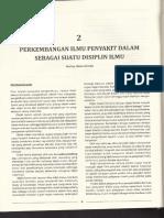 2. Pengembangan Ilmu Penyakit Dalam Sebagai Suatu Disiplin Ilmu